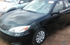 Toyota Camry 2003 Black for sale in Osun state
