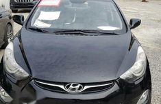 Hyundai Elantra 2013 Black for sale