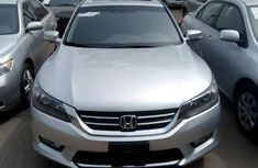 Honda Accord 2014 Grey for sale