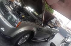 Clean Rover Land 2010 Grey For Sale