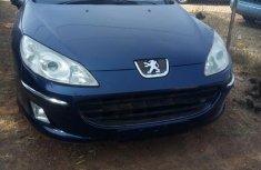 Peugeot 407 Ew10 2005 Blue for sale