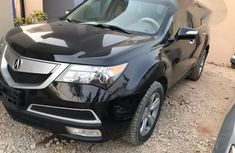 Acura MDX 2010 Black For Sale