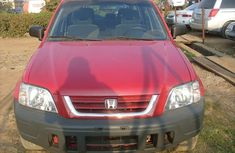 Honda Crv 2001 Red for sale