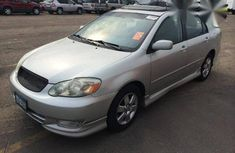 Archive: Used Toyota Corolla 2001 Silver for sale