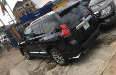 Toyota Prado 2015 Upgraded To 2018 Black for sale