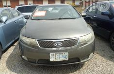 Kia Cerato 2008 Gray for sale