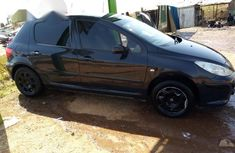 Peugeot 307 2006 Black for sale