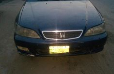 Uk Honda Accord 2000 Blue for sale