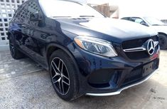 2016 Mercedes-Benz GLE Automatic Petrol well maintained