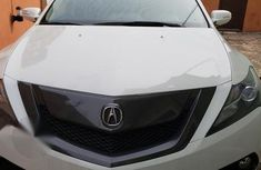 Newly Used Acura ZDX 2011 White for sale