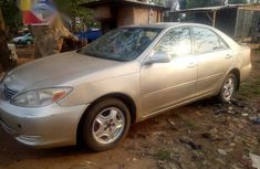 Toyota Camry 2002 Gold for sale