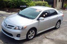 Toyota Corolla LE 2012 Silver  for sale