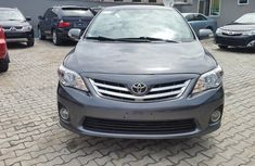 Toyota Corolla LE 2012 Grey for sale