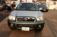 2002 Silver Hyundai Santa Fe For sale