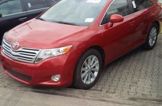 Confirmed red Toyota Venza for sale