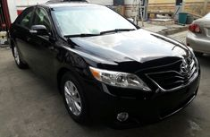 2011 Toyota Camry Black for sale
