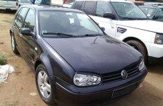 Volkswagen golf 4 for sale