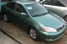 Complete clean Corolla 2003 model
