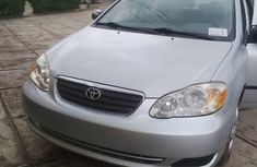 First body Toyota Corolla 2006
