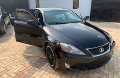 2007 Tokunbo Lexus IS350 Available For Sale