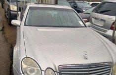 2005 Mercedes Benz E320