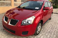 2009 Red Pontiac Vibe for sale in Lagos