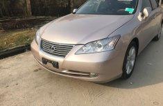 2008 Gold Lexus ES for sale
