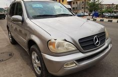 2005 Mercedes-Benz ML350 Gold for sale