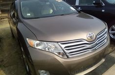 2010 Toyota Venza Brown for sale