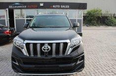 2010 Toyota Land Cruiser Prado Black for sale