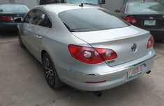2010 Volkswagen CC Silver for sale