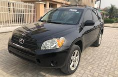 Toyota RAV4 2007 Black for sale