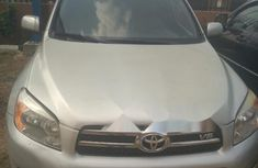 2007 Gold Toyota RAV4 for sale in Lagos