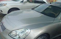 Lexus SC 2002 Silver for salel
