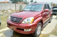 2008 Red Lexus GX for sale