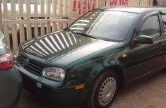 2002 Volkswagen golf 4 for sale