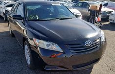 Clean toks Toyota Camry 2007 Black for sale