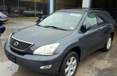 Clean toks LEXUS RX330 2004 Grey for sale