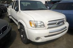Toyota Tundra 2008 Petrol Automatic White for sale