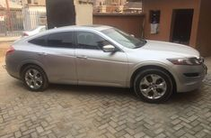 2010 Honda Accord CrossTour Silver for sale