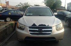 Hyundai Santa Fe 2007 Gold for sale