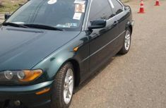 BMW 325i 2004 Green for sale