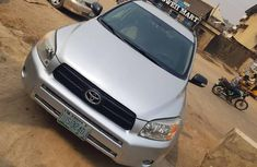 2008 Toyota RAV4 Silver for sale in Lagos