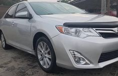 2012 Toyota Camry Silver for sale