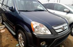 2005 Honda CR-V Dark Blue for sale