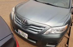 2010 Toyota Camry Green for sale in Lagos