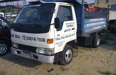 Tokunbo Toyota Dyna Tipper 6 tyres