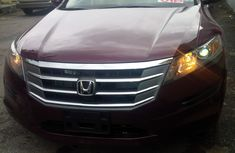 2012 Honda Accord Crosstour Red for sale