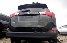 Toyota RAV4 2013 Black for sale
