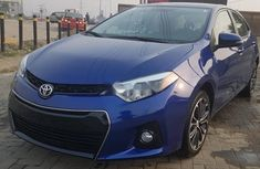 Toyota Corolla 2014 Blue for sale